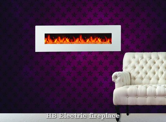 شومینه دیواری | شومینه | شومینه برقی | شومینه برقی با فریم سنگی | شومینه اچ بی 050 | HB-050 | Hb fireplace | electric fireplace