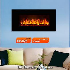 شومینه | شومینه برقی | اچ بی | اچ بی 022 | شومینه ال سی دی | HB-022 | HB fireplace | electric fireplace