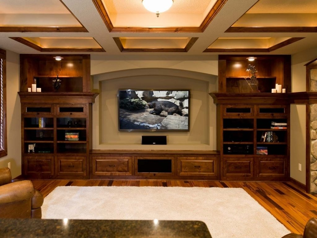Tv Room Ideas For Families Decorating Idea Family Room With Tv Decorating Ideas Basement - Home Decor Gallery