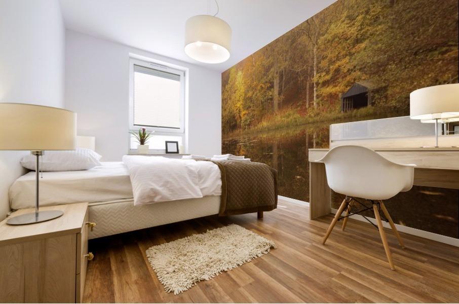 اتاق خواب با سرویس خواب لوکس