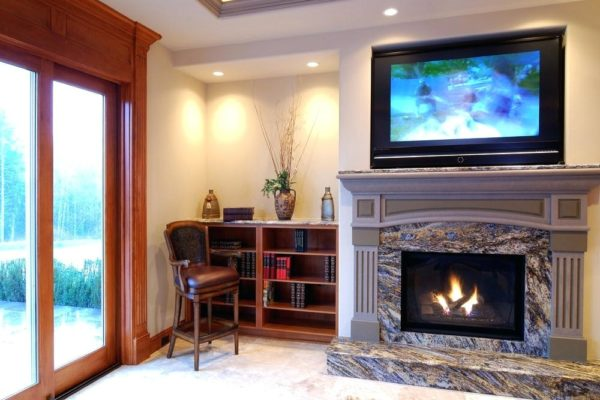 fireplace-mount-ideas-tv-stand-with-wall