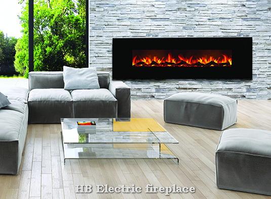 شومینه | شومینه برقی | اچ بی | اچ بی 023 | شومینه ال سی دی | HB-023 | HB fireplace | electric fireplace